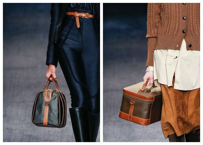 Модные тенденции 2017: сумки Trussardi, фото