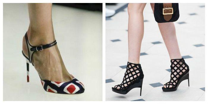 Модные туфли (фото)