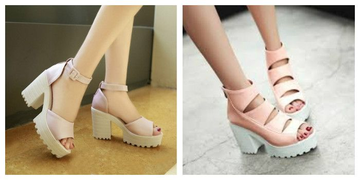 Модные туфли: новинки (фото)