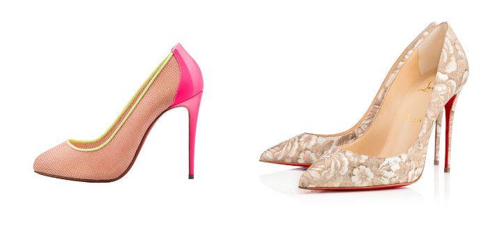 Модные туфли Christian Louboutin (фото)