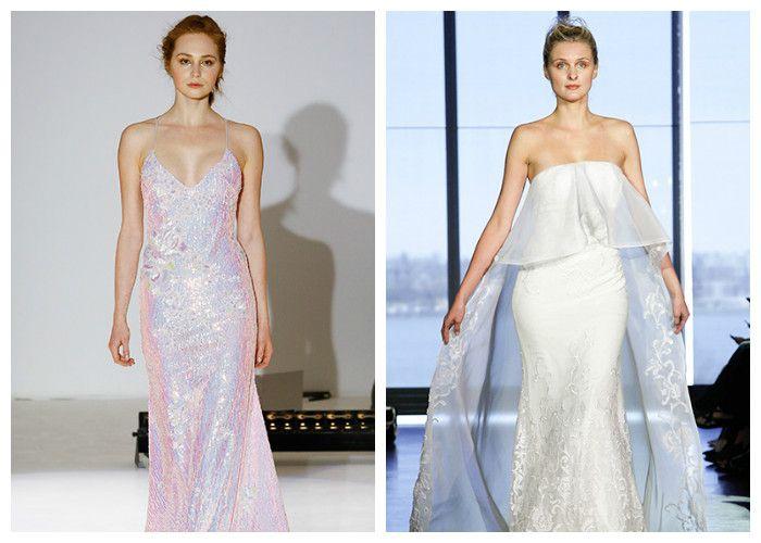 Свадебные платья новинки, фото