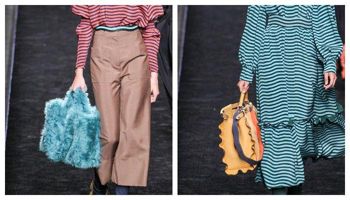 Модные сумки 2017 фото