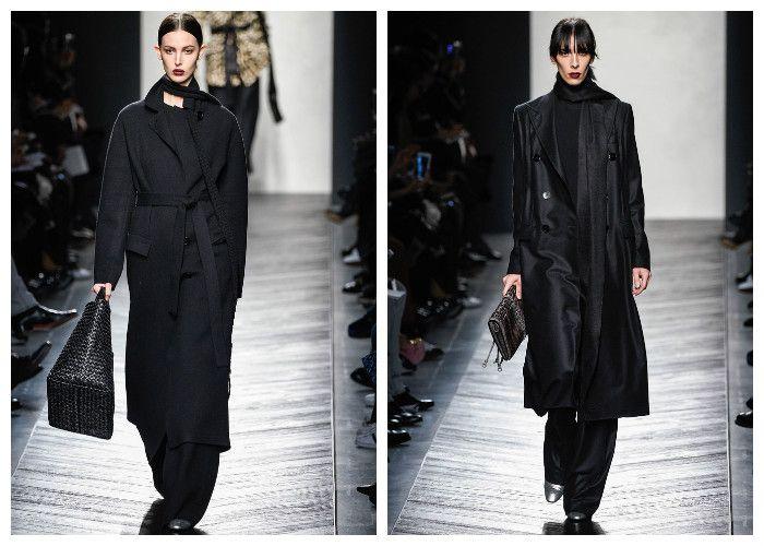 Модные пальто 2017, фото