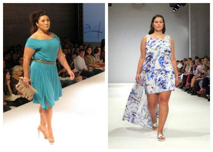 Летняя одежда для полных женщин, фото