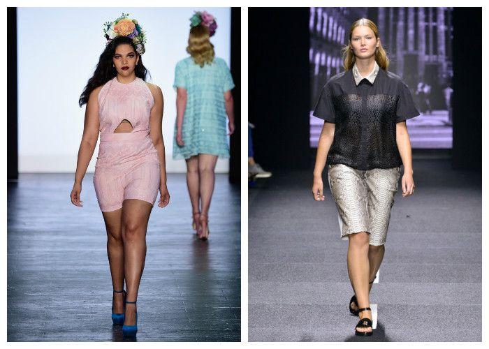 Летняя одежда для полных женщин, фото. Удлиненные шорты также могут пополнить ваш летний гардероб.