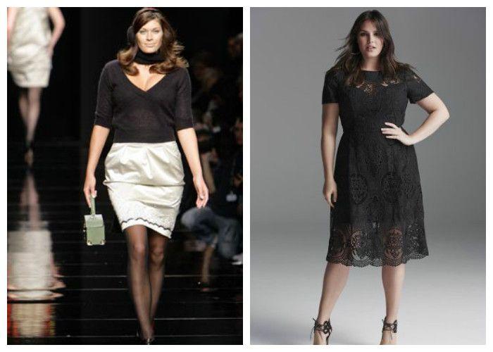 Купальники для полных женщин: модные тенденции 2019 года картинки