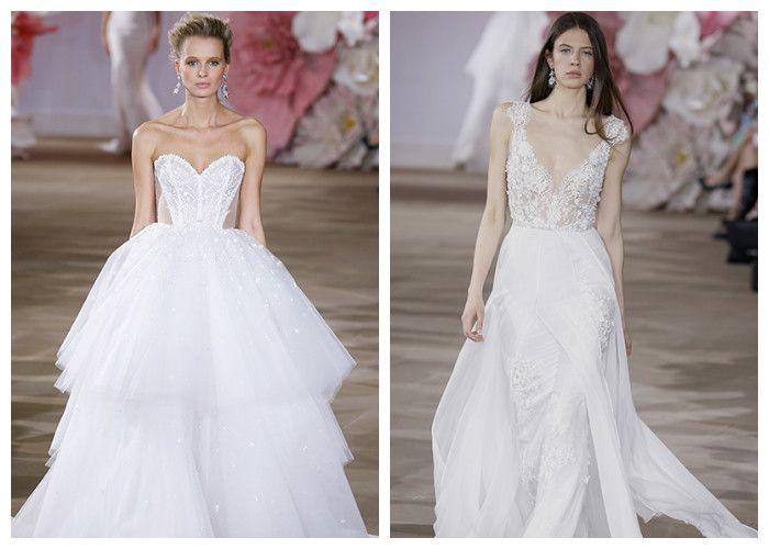 Свадебные платья 2017, фото