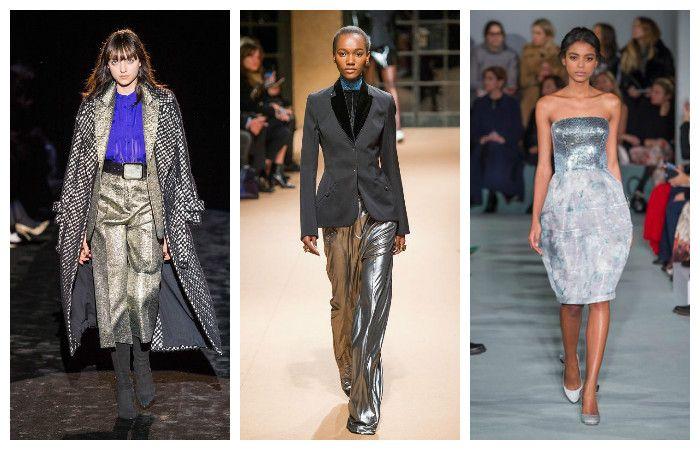 Модные тенденции осень - зима 2016 - 2017, фото из коллекций Oscar de la Renta, Esteban Cortazar, Emanuel Ungaro