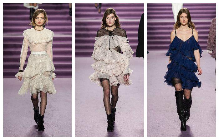 Модные тенденции осень - зима 2016 - 2017, фото из коллекции Philosophy