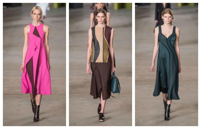 Модные тенденции осень - зима 2016 - 2017, фото из коллекций Hugo Boss