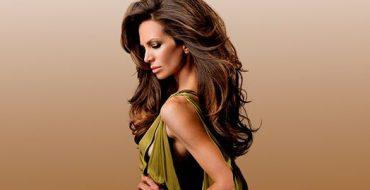 Прикорневой объем волос, фото