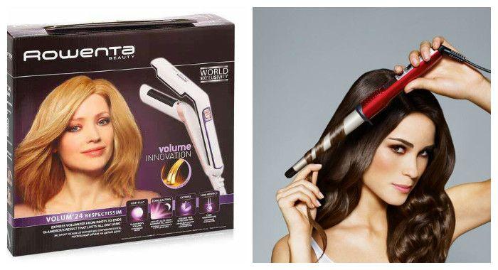 Создаем прикорневой объем волос с помощью специальных средств для стайлинга, фото