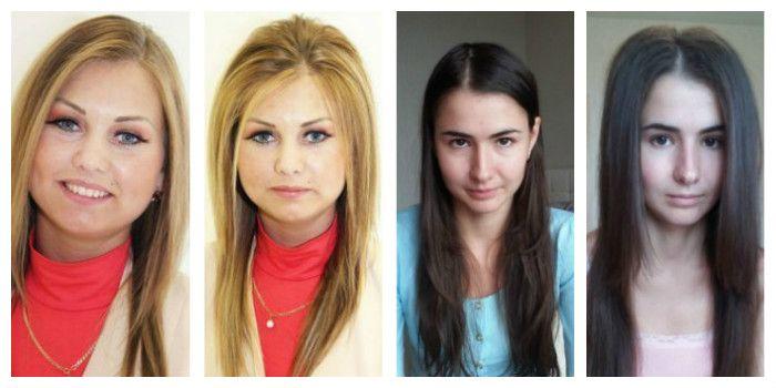 Прикорневой объем волос на длинные волосы фото до и после
