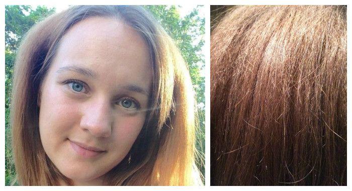 Прикорневой объем волос фото после процедуры Boost UP (БустАп). Отзывы.