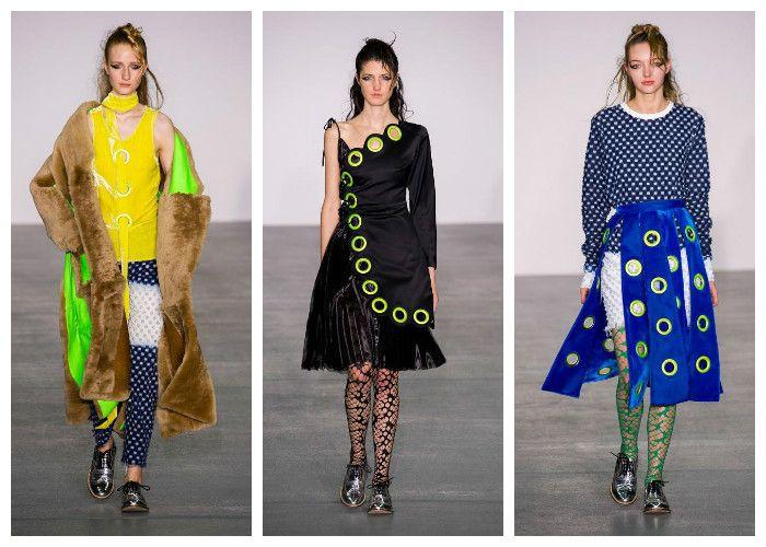 Модные тренды осень - зима 2016 - 2017. Фото из коллекции Fyodor Golan