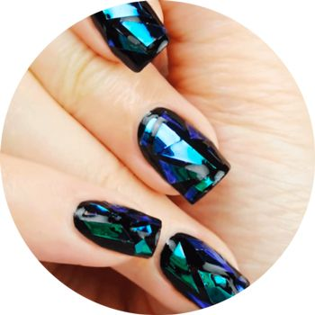 Дизайн ногтей на Новый год 2016-2017: все новинки дизайна и фото