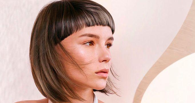 Классная укладка на короткие волосы