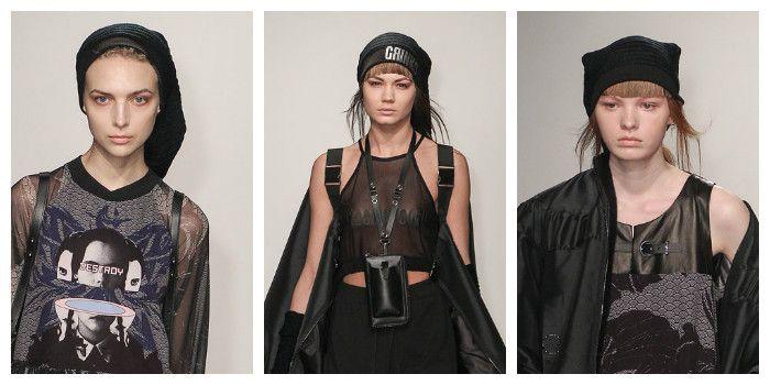 Модные шапки осень - зима 2016 - 2017, фото