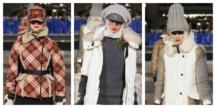Фото модных шапок осень - зима 2016 - 2017.