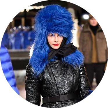 Модные шапки осень — зима 2017 — 2017: тенденции и фото