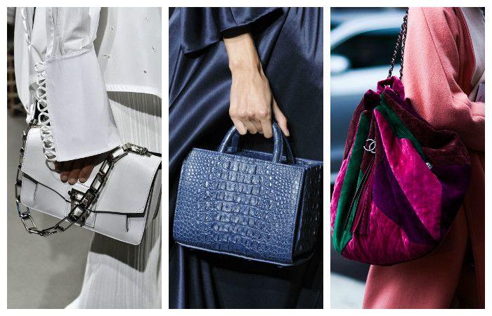 Модные сумки осень – зима 2016 – 2017, фото.