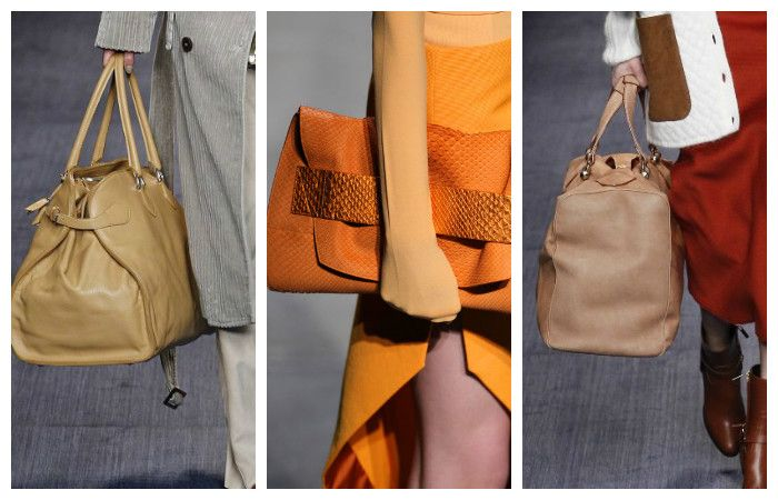 "Модные сумки ""оверсайз"" осень – зима 2016 – 2017, фото."