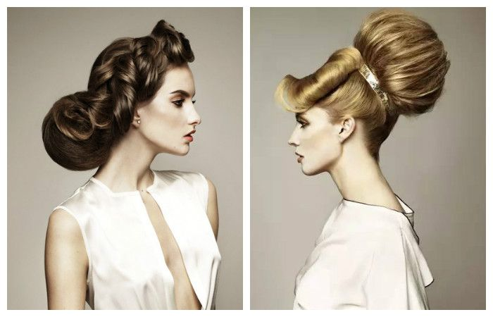 Креативные прически на длинные волосы, фото
