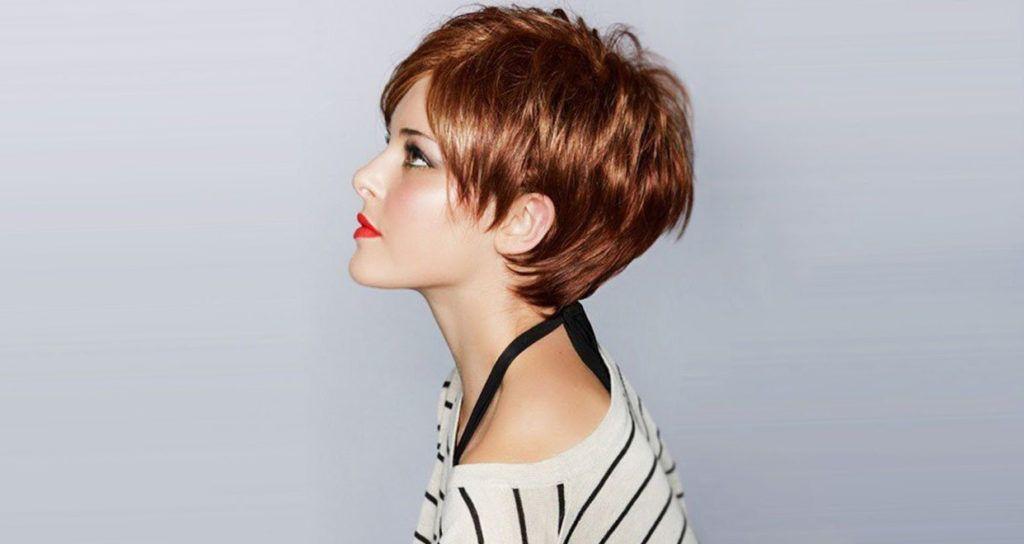 Измени свой образ эффектные короткие стрижки с длинной члкой