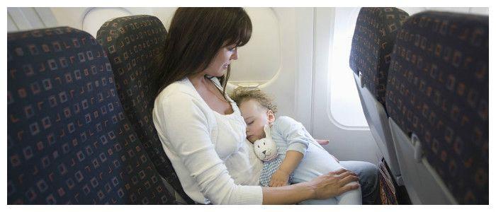 Авиапутешествие с младенцем
