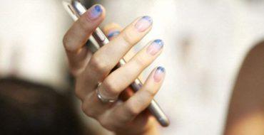 Дизайн ногтей френч фото