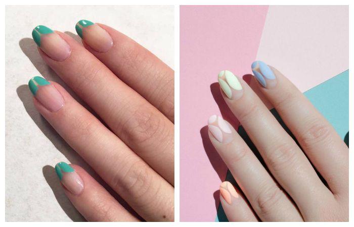 Новинки: современный дизайн ногтей, фото