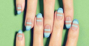 Дизайн ногтей гель лаком: модные новинки 2017, фото