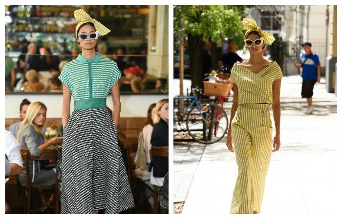 Тенденции весна - лето 2017: модные платки