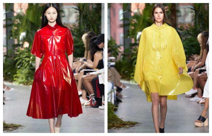 Тенденции весна - лето 2017: модная верхняя одежда