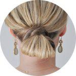 Прически для волос средней длины, фото