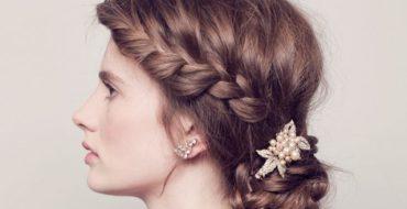 Прически с косами, фото