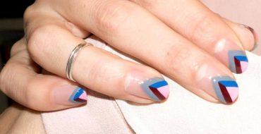 Рисунки на ногтях, фото