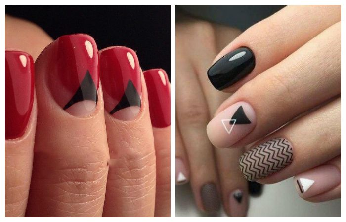 Идеи рисунков на короткие ногти, фото