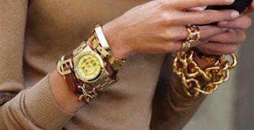 Женские часы, фото