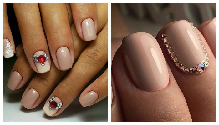 Дизайн ногтей в пастельных оттенках