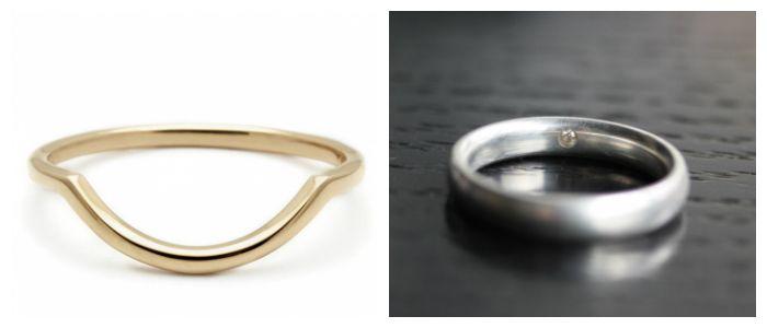 Обручальные кольца 2016 года