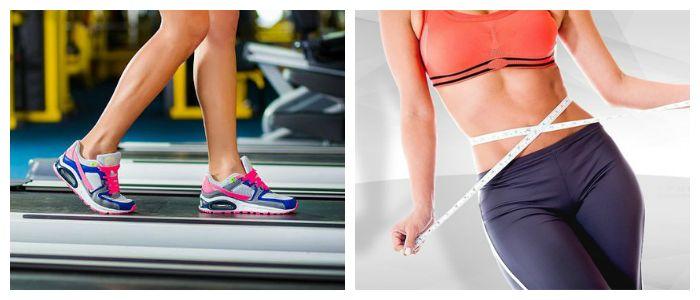 Ходить, чтобы похудеть