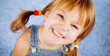 Детские прически, фото