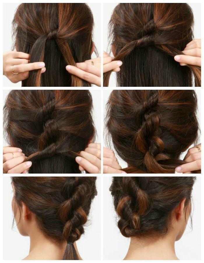 Прически на длинные волосы своими руками на каждый 89