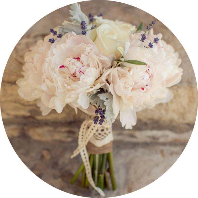 Модные цветы и букеты 2018