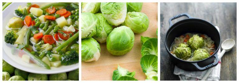 диетические блюда из белокочанной капусты для похудения