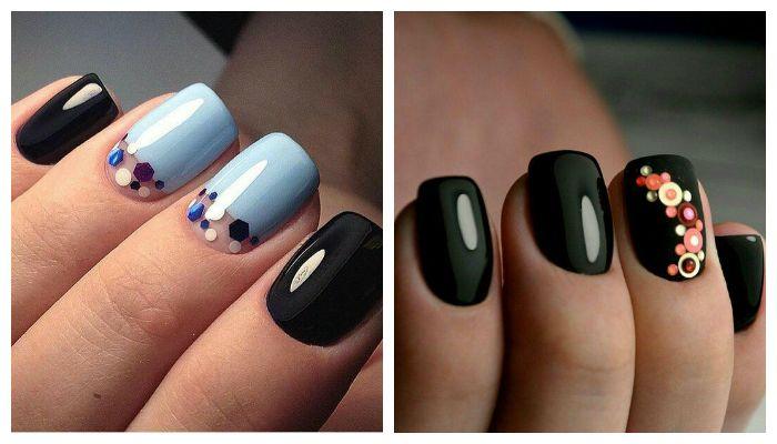 Дизайн на короткие ногти новинки 2017-2018