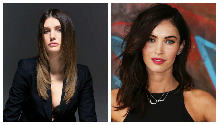 Классические стрижки на средние волосы: каскад и лесенка
