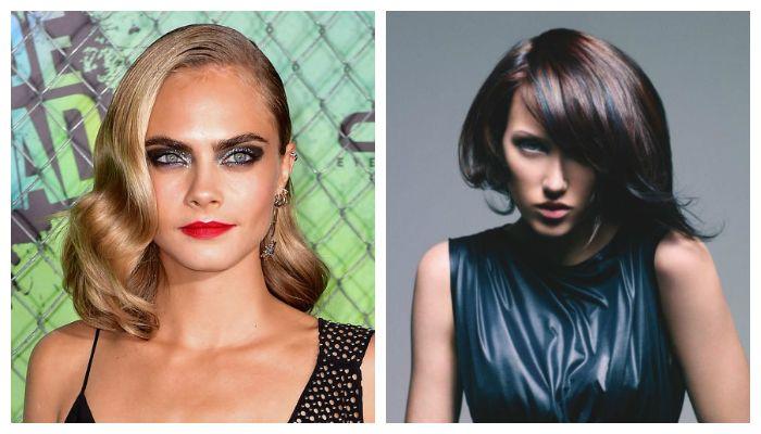 Модные тенденции в стрижках на средние волосы