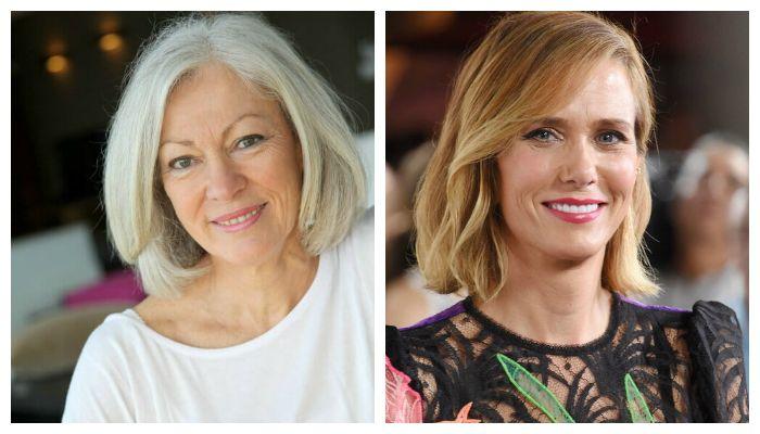 Модные стрижки для женщин 40 и 50 лет
